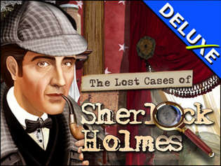 The Lost Cases of Sherlock Holmes Deluxe